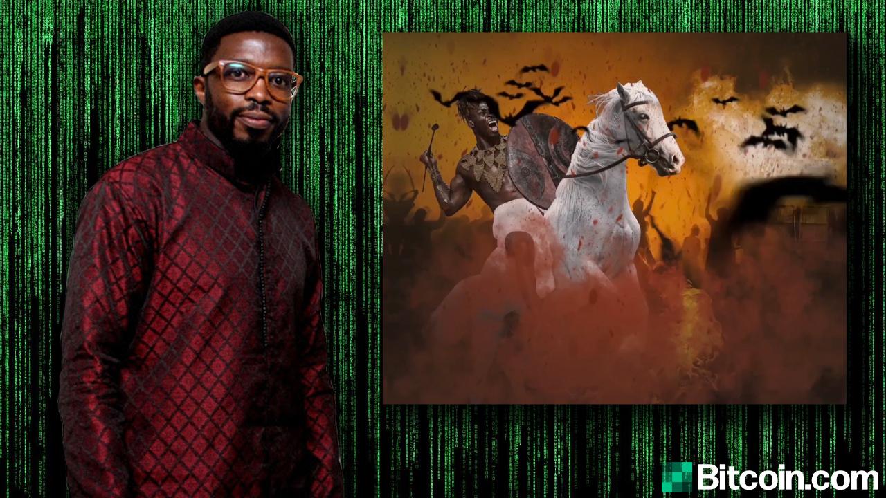African Digital Media Company Set to Hold NFT Auction Featuring Artwork by Kenyan Filmmaker Rich Allela