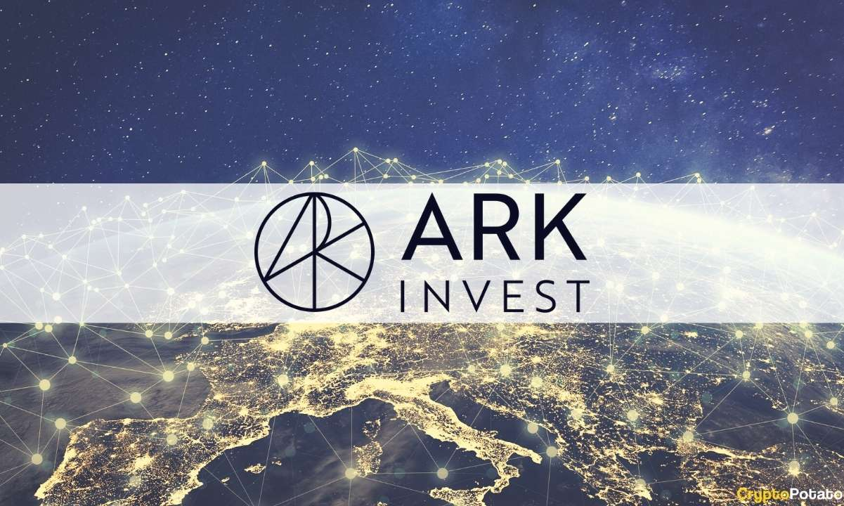 Cathie Wood's Ark Funds Now Hold Over One Million Coinbase Shares