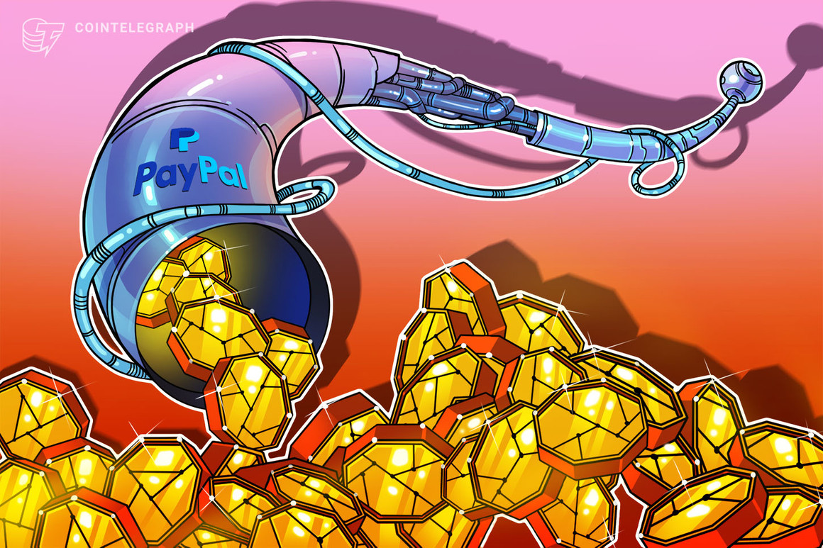 CEO says PayPal's crypto commerce may reach $200M volume in just months