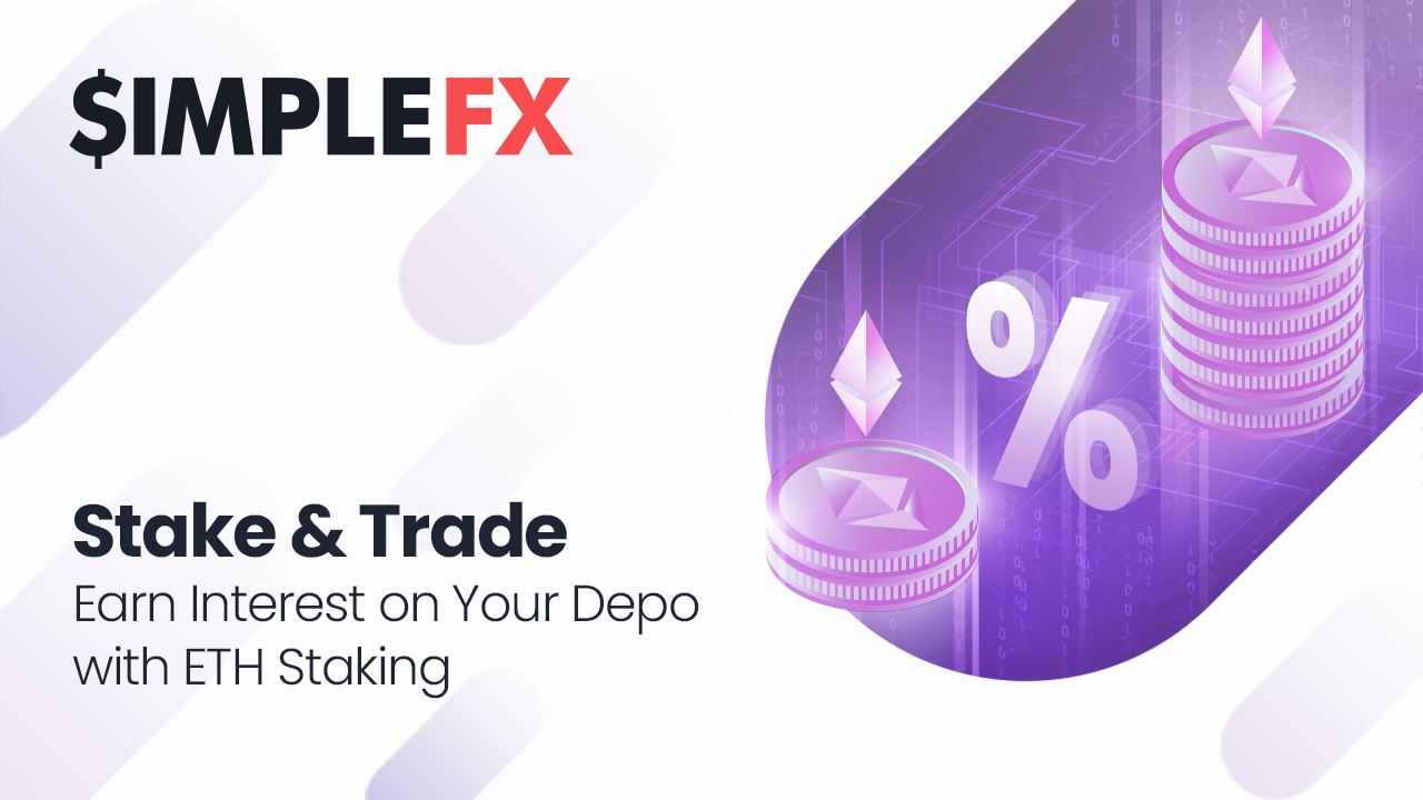 Crypto-First Trading App SimpleFX to Introduce Staking