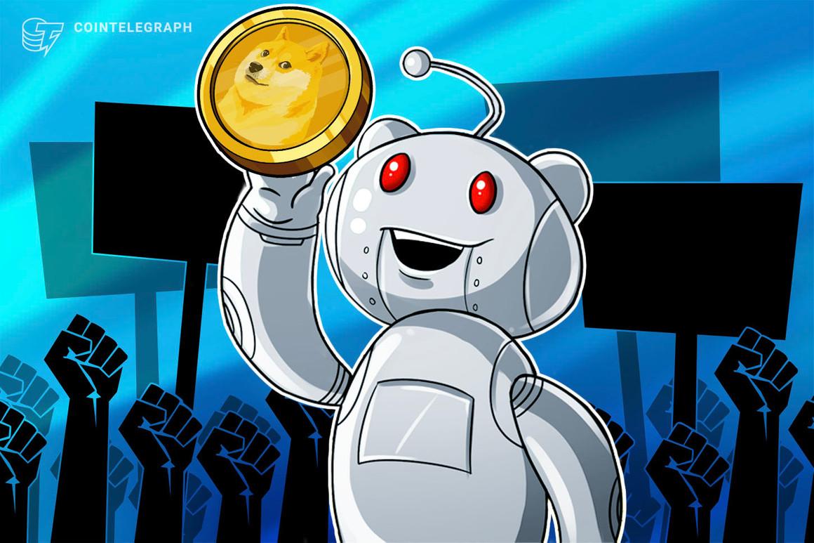 Dogecoin, CryptoCurrency Reddit communities surge as crypto euphoria heats up