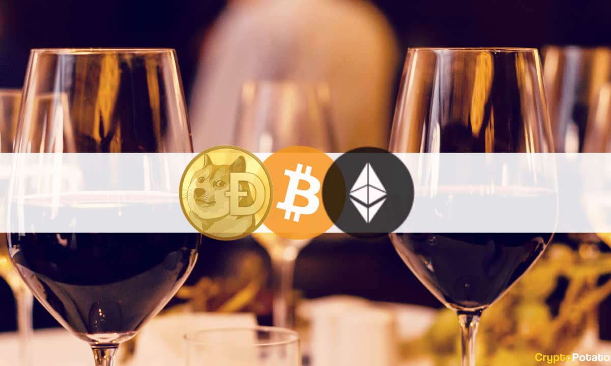 Giant American Wine Seller Now Accepts Bitcoin, Dogecoin, and Ethereum