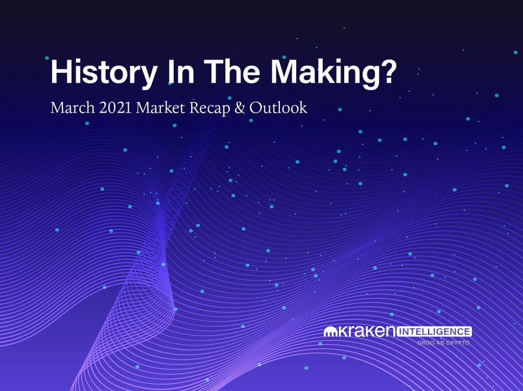History In The Making? – March 2021 Market Recap & Outlook