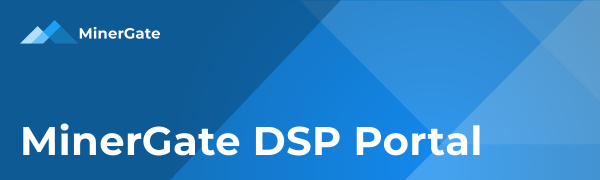 MinerGate DSP Portal. Essential elements of decreasing the cost of developing DApp