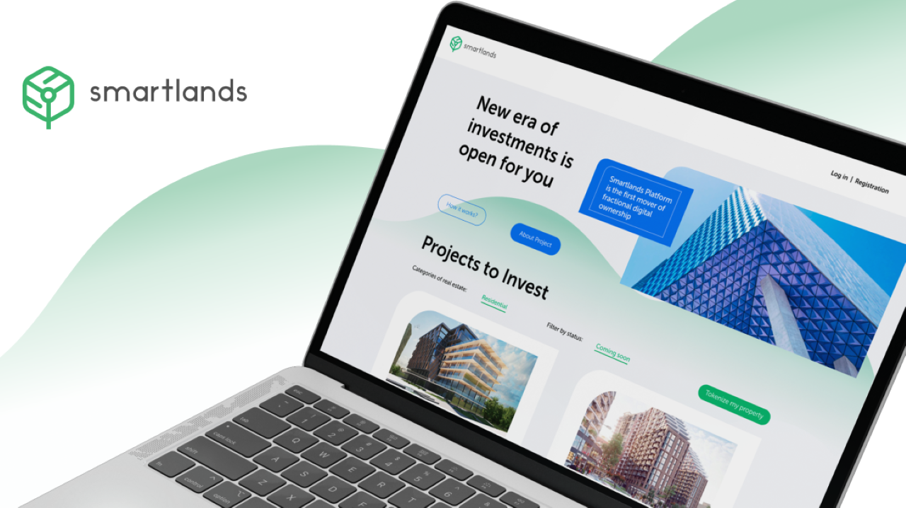 Smartlands Platform Launch: Tokenizing the Real Economy in Europe With a First-Mover Advantage