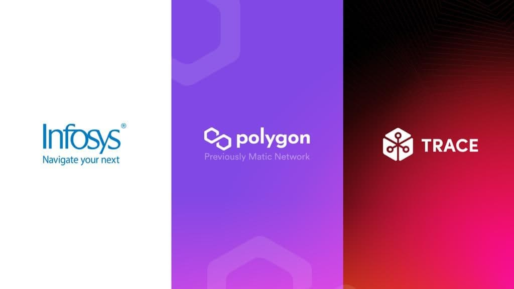 Trace Network Partners With Polygon And Infosys Consulting For Blockchain Revolution