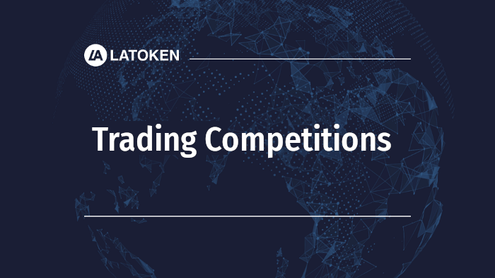 WIN Tokens with LATOKEN Trading Competition