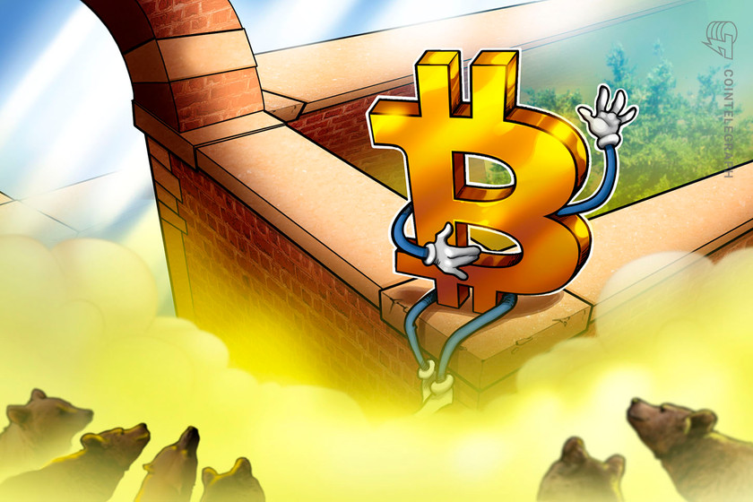 Bitcoin price at risk of $30K retest following bearish triangle breakdown