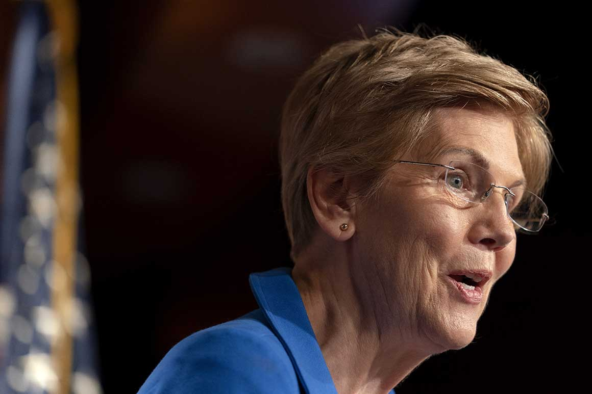 Senator Warren: The SEC Needs to Regulate the Volatile Crypto Markets