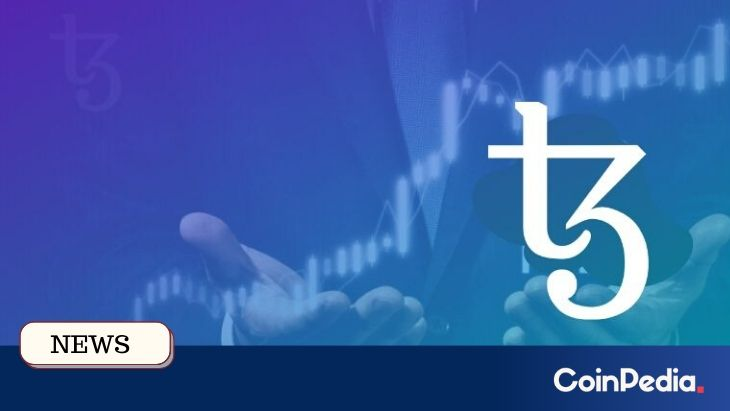 Tezos Price Set to See an Explosive Surge! XTZ Price Primed For 30% Upswing
