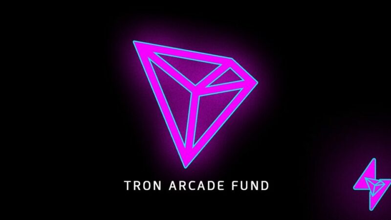 TRON Foundation Announces TRON Arcade Launching A New $300 Million GameFi and NFTFi Fund