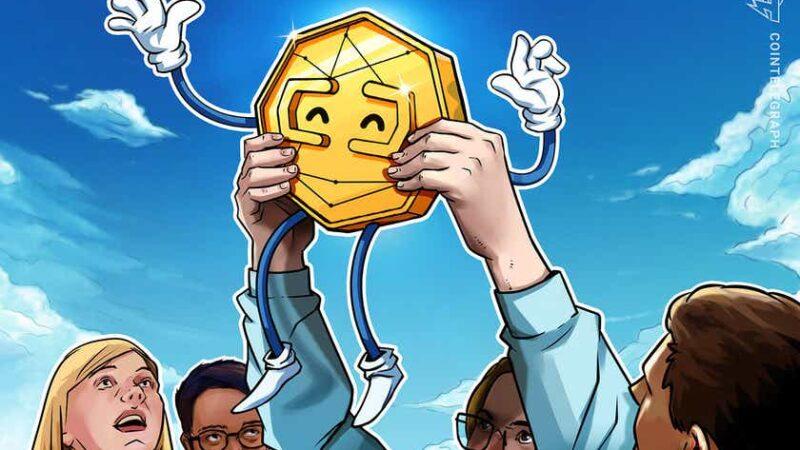 Altcoins take the next leg up as the total crypto market cap tops $2.63 trillion