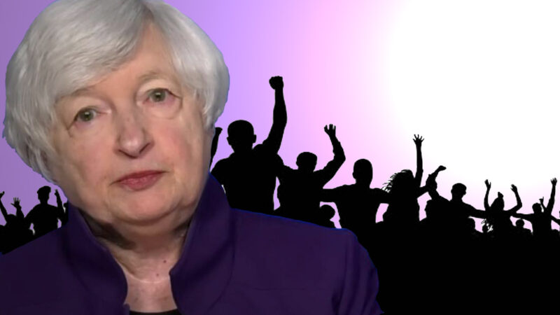 'An Act of War Against the Middle-Class' — Americans Criticize Janet Yellen's Idea to Tax 'Unrealized Capital Gains'