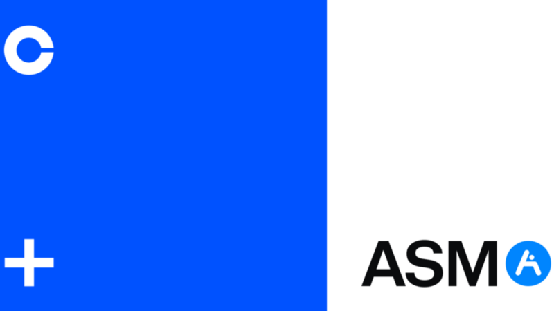 Assemble Protocol (ASM) is now available on Coinbase