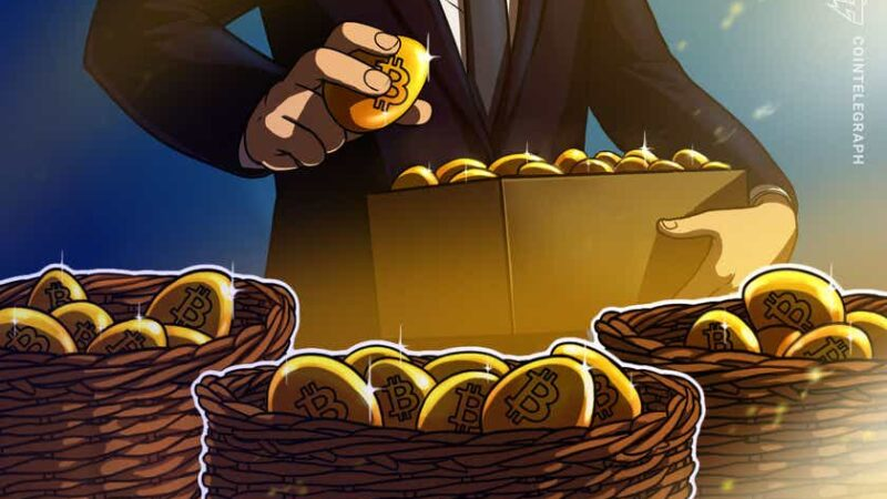 Chainalysis will add Bitcoin to its balance sheet as price surges