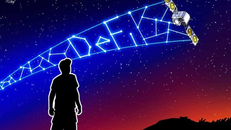 Following Bitcoin's all-time high, DeFi TVL hits a record high above $233B