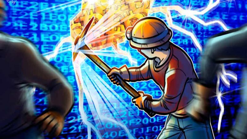 New Bitcoin hash rate highs remove any trace of China mining ban